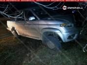 Տաթև համայնքի հարբած ղեկավարը УАЗ-ով վթարի է ենթարկվել