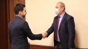 ՊԵԿ նախագահը ՀՀ-ում Վրաստանի գործերի ժամանակավոր հավատարմատարի հետ քննարկել է հարկային և մ...