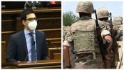 Զինծառայությունից խուսափածների նկատմամբ կհայտարարվի համաներում. Ռուստամ Բադասյանը մանրամաս...