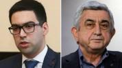 Ռուստամ Բադասյանը՝ 16 հազար դոլար պարգևավճարի եւ Սերժ Սարգսյանի դատավարության մասին
