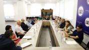 ԲԴԽ անդամները հանդիպել են Երևան քաղաքի ընդհանուր իրավասութան դատարանի քաղաքացիական գործեր ...