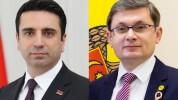 ՀՀ անկախության տոնի առթիվ ԱԺ նախագահ Ալեն Սիմոնյանին շնորհավորել է Մոլդովայի խորհրդարանի ն...