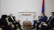 ԱԽ քարտուղար Արմեն Գրիգորյանը հանդիպել է ՀՀ-ում ԻԻՀ արտակարգ և լիազոր դեսպանին