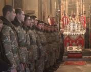 Զինվորի աղոթք․ բարի և խաղաղ գիշեր