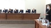 ԲԴԽ-ում կայացավ դատավոր Զարուհի Նախշքարյանի գործով նիստը (տեսանյութ)