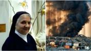 Բեյրութում տեղի ունեցած պայթյունի հետևանքով հայ միանձնուհի է մահացել