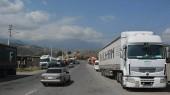 Գորիս-Կապան ճանապարհին ադրբեջանցիները հայկական բեռնատար են վնասել