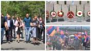 «Ոչ ոք չի մոռացվել»․ԲՀԿ ներկայացուցիչներն այցելել են «Հաղթանակ» զբոսայգի և «Եռաբլուր»