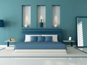 Ինչպես է սենյակի գույնն ազդում տրամադրության վրա (լուսանկարներ)