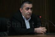 Армен Рустамян попал в аварию. «Жоховурд»