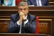 Карен Карапетян хотел представить заявление об отставке - «Жаманак»