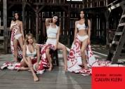 Քարդաշյան-Ջեներ քույրերն ամբողջական կազմով նկարահանվել են Calvin Klein-ի ներքնազգեստի գովա...