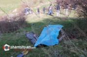 Ողբերգական ավտովթար Կոտայքի մարզում. անչափահաս տղաներից մեկը մահացել է, ևս երկուսը մարմնակ...