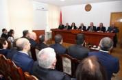 ՀՀ վճռաբեկ դատարանի նախագահի գլխավորած պատվիրակությունն այցելել է Արցախ