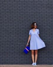 Զգեստ-վերնաշապիկներ. սեզոնի թրենդը (լուսանկարներ)