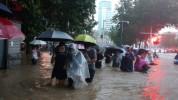 Չինաստանում ջրհեղեղի զոհերի թիվը հասնում է 63-ի