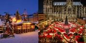 Եվրոպական որ քաղաքներ պետք է այցելել սուրբծննդյան լավագույն տոնավաճառները տեսնելու համար (...
