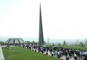 Ապրիլի 24-ին Ծիծեռնակաբերդի հուշահամալիր այցելողների համար կգործեն անվճար տրանսպորտային եր...