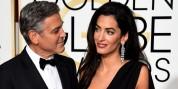 Беременная Амаль Клуни отказалась ночевать вместе с мужем