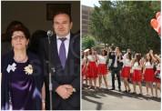 «Мы передаем вам независимую Армению». Левон Мкртчян участвовал в праздничном мероприятии ...
