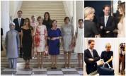 Մեծ յոթնյակի անդամ երկրների նախագահների կանայք, որոնցից մեկը համասեռամոլ է (ֆոտոշարք)