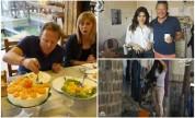 Знаменитая передача НТВ «Поедем, поедим!» в Армении (видео)