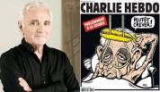 Charlie Hebdo ամսագիրը ծաղրել է Ազնավուրին. լուսանկար