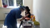 Բուժաշխատողները COVID-19 հակամարմինների շճաբանական հետազոտություն են անցել. ՀՀ ԱՆ