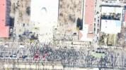Քանի մարդ է ներկա եղել Բաղրամյան պողոտայում այսօրվա հանրահավաքին