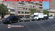 Շղթայական ավտովթար «Երևան Սիթի»-ի մոտ