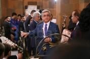 Սերժ Սարգսյանը Մոսկվայում չէ․ Նաիրի Պետրոսյան