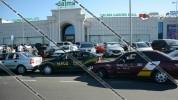 «Դալմա մոլ» առևտրի կենտրոնի դիմաց բախվել են Range Rover-ը, Mercedes-ը և 3 Opel-ներ. նախնակ...
