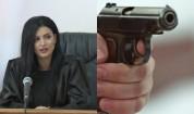 Նոր մանրամասներ դատավորի աշխատասենյակի պատուհանին արձակած կրակոցի մասին