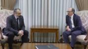 ՀՀ ԱԳ նախարար Արա Այվազյանի հանդիպումը Արցախի ԱԳ նախարար Դավիթ Բաբայանի հետ (տեսանյութ)