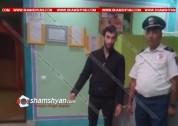 Կալանավորվել է  26 –ամյա քաղաքացուն սպանած և մի քանի հոգու դանակահարած 27–ամյա կասկածյալը