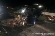 Բջնիի ճանապարհին մեքենաներ են բախվել միմյանց. վիրավորներից մեկի վիճակը ծանր է