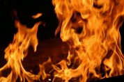 Վանաձորում հրդեհ է եղել. տնակն ամբողջությամբ այրվել է
