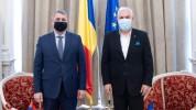 Դեսպան Մինասյանը Ռումինիայի Սենատի Եվրոպական հարցերով հանձնաժողովի նախագահն ներկայացրել է ...