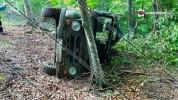 Դժբախտ պատահար Տավուշի մարզում. կողաշրջված «ՈՒԱԶ»-ի տակ հայտնաբերվել է 53-ամյա տղամարդու դ...