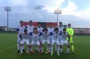 Հայաստանի Մ18 հավաքականը ոչ-ոքի խաղաց Չեռնոգորիայի հետ