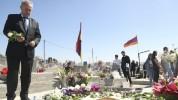 Վահրամ Դումանյանը մասնակցել է Արցախյան 44-օրյա պատերազմի հերոսների հիշատակին նվիրված խաչքա...