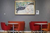 Վիեննայի օդանավակայանում հայտնվել են Գուստավ Կլիմտի նկարների պատճենները