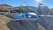 Խոշոր ավտովթար Շիրակի մարզում. բախվել են Nissan X-Trail-ն ու Nissan Skyline-ը. Nissan-ների...