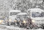 Սարավան-«Զանգեր» ավտոճանապարհին և Սևան քաղաքում ձյուն է տեղում