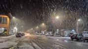 Շիրակի մարզի Գյումրի քաղաքում, Արթիկի և Ամասիայի տարածաշրջաններում, տեղում է ձյուն. ԱԻՆ