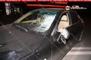 Երևանում 21-ամյա վարորդը BMW-ով վրաերթի է ենթարկել փողոցը չթույլատրելի հատվածով անցնող հետ...