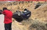 Արարատի մարզում մեքենան գլխիվայր շրջվել է. 9 վիրավորներից 5-ը երեխաներ են