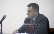 Появились новые подробности, связанные с деятельностью судьи Ишхана Барсегяна - «Грапарак»...