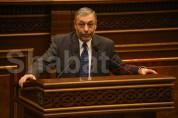 Александр Арзуманян потерял надежду стать послом. «Иравунк»