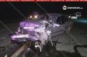 Արմավիրի մարզում բախվել են զինվորականների մեքենաներ